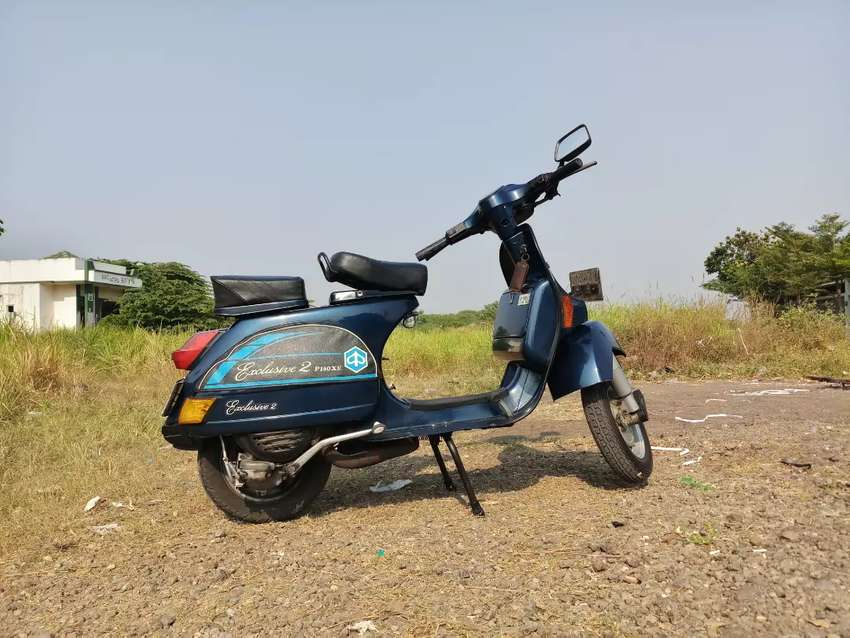 Vespa Exclusive 2 1997 Original 0