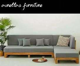 Sofa costum..kayu jati