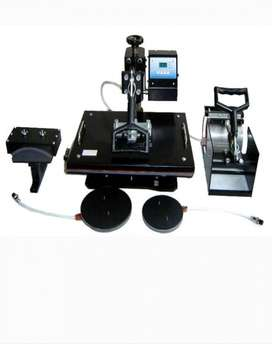5 in one Sublimation machine