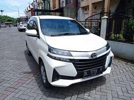 Toyota Avanza E tahun 2019 warna putih