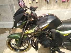 Yamaha SZRR V2 ,COLOR BATTLE GREEN