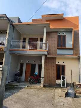 Rumah Baru Ready Siap Huni di Graha Mukti Belakang Aneka Jaya