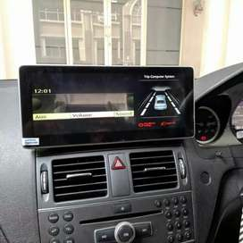 Head unit mercy android 10 inci pnp