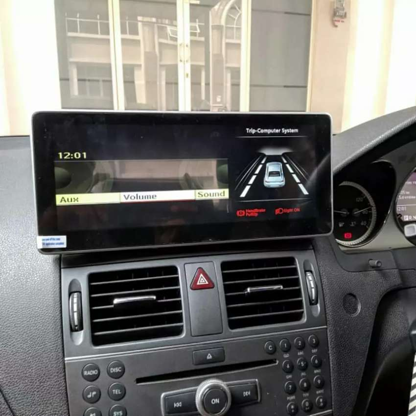 Head unit mercy android 10 inci pnp 0