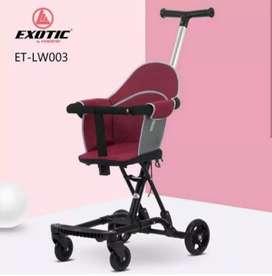 Exotic Magic Stroller ( Kursi )