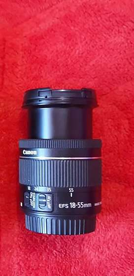 CANON 18-55mm dslr small Lens unbox new