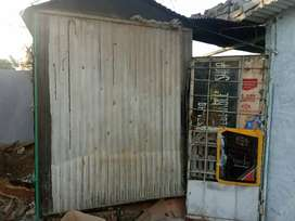 Iron container tuc shop for sale.fully prepared including racking