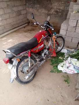 Zxmco 70Cc bike geniun condition enjine and tyres ok contdition 8/10