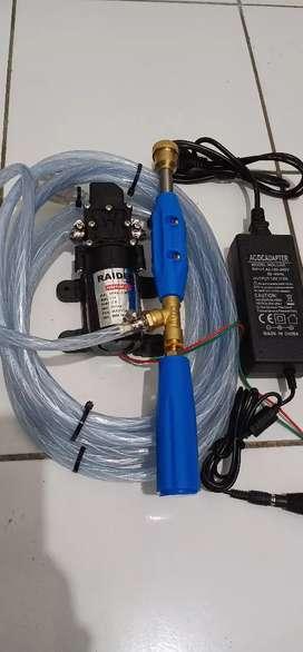Mesin steam raiden cuci motor ac disinfectant fre ongkir