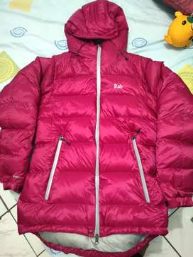 jaket bulu angsa - Rab Womens Neutrino Plus Down Jacket
