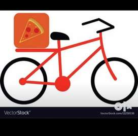 For Deliveryboy/bikers/rider/cyclist urgent requirement