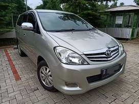 Innova V Luxury Matic 2011 #DP 10 jt Kijang Inova G / E AT