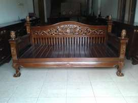 Sofa bale nanas