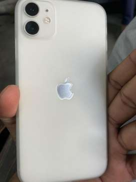 Iphone 11 128 gb only 1 week old 50000