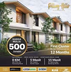 Rolling Hills Estate Karawang Lippo karawang