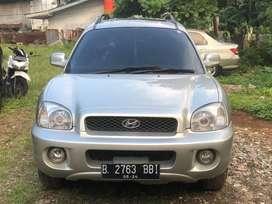 Hyundai Santa Fe Gen 1 V6 2,7 AT AWD Langka Istimewa