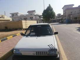 Mehran VX Selling AC InStalled CNG InStalled