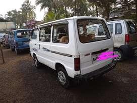 Maruti Suzuki Omni 5 STR BS-III, 2008, Petrol