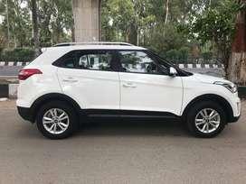Hyundai Creta 1.6 S Automatic, 2017, Diesel