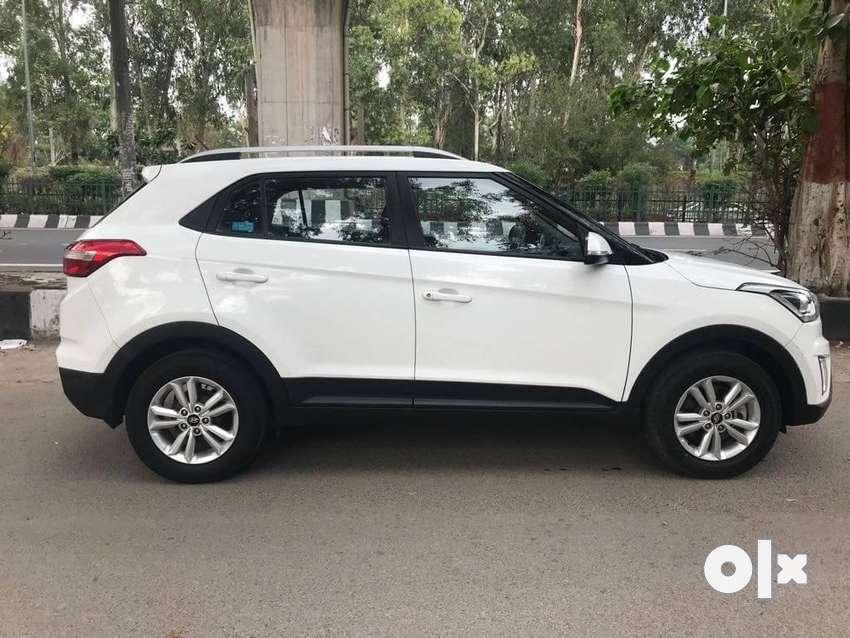 Hyundai Creta 1.6 S Automatic, 2017, Diesel 0