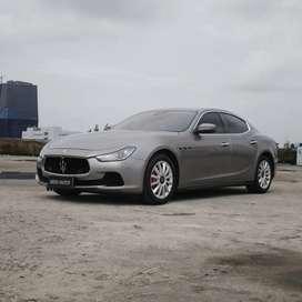 "Maserati Ghibli "" 2018"
