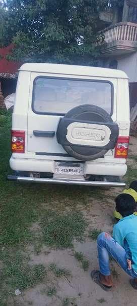 Mahindra Bolero 2013 Diesel Good Condition