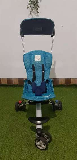 Stroller I-Sport Coco Latte Blue Edition
