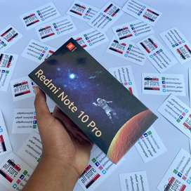 Xiaomi Redmi Note 10 Pro 6/64 Garansi Resmi
