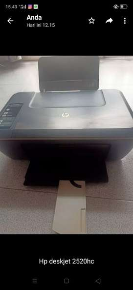 Jual Printer HP  Deskjet 2520hc