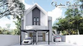 Rumah Syariah *QUADRA BINTARO Mewah di Pondok Aren, Kota Tangsel *BARU