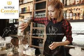 Mocktail maker