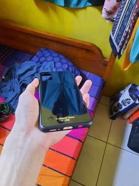 Soft Case Glass Samsung A51 Keren Tebal