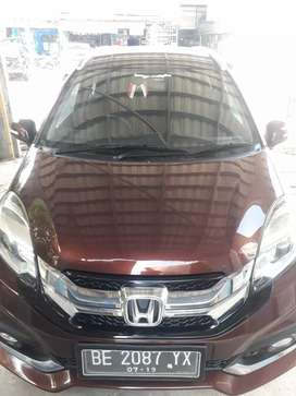 Mobilio rs cvt matic