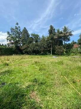 Jual Cepat BU..Tanah SHM depan Hotel Bukit Pinus pancawati - Bogor..