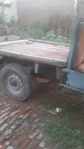 Mahindra Jeep 1990 Diesel 150000 Km Driven