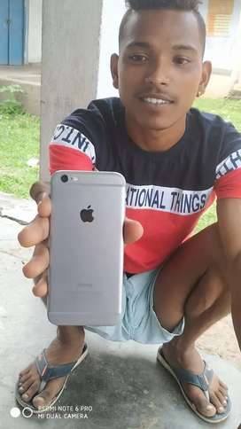 I phone 6 with charger bill