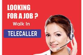 Wanted female telecaller - experience in sales will be added advantage
