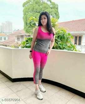 Setelan Baju Training Wanita