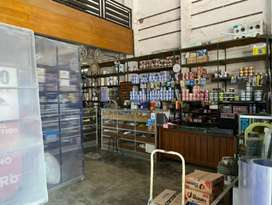 Dijual Toko Bangunan dan workshop di pusat kota Mojokerto