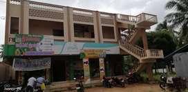 2 floor Building, Main road Mummidivaram
