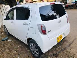 Daihatsu Mira X Limited with auction sheet