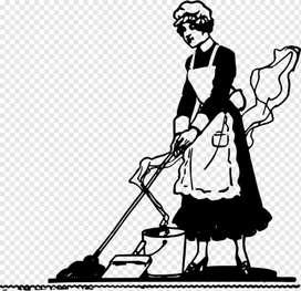 Di cari pembantu rumah tangga perempuan