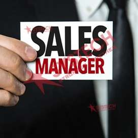 WANTED SALES MANAGER AND LOPTOP