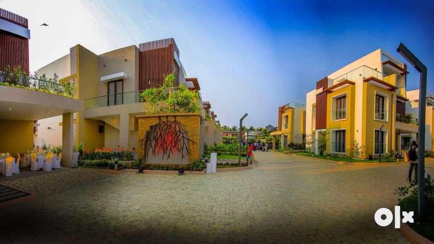 Asset Insignia in kaloor , 3 bedroom villa for sale 0