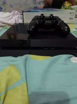 PlayStation 4 500gb imported from Malaysia