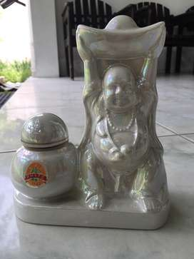 PAJANGAN BUDHA ANTIK CHINA