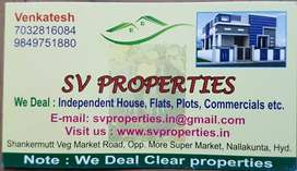 Chikkadpally, Hyd - Independent House is for sale