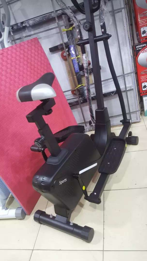 Butt Sports - elliptical For home users