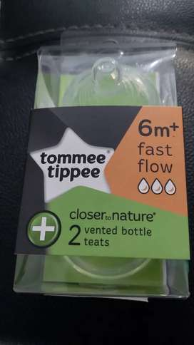 Tommee tippee 6m+ fast flow