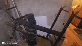Gym weight 100kg